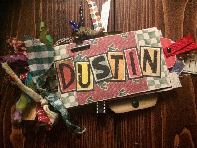 Dustin-Mini Tag Album Cover