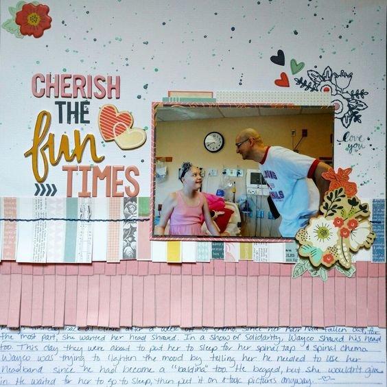 Cherish The Fun Times