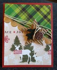 Pine Lodge Card