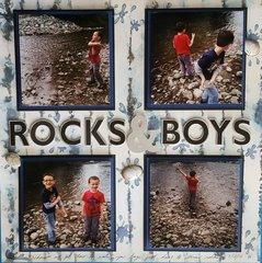 Rocks & Boys