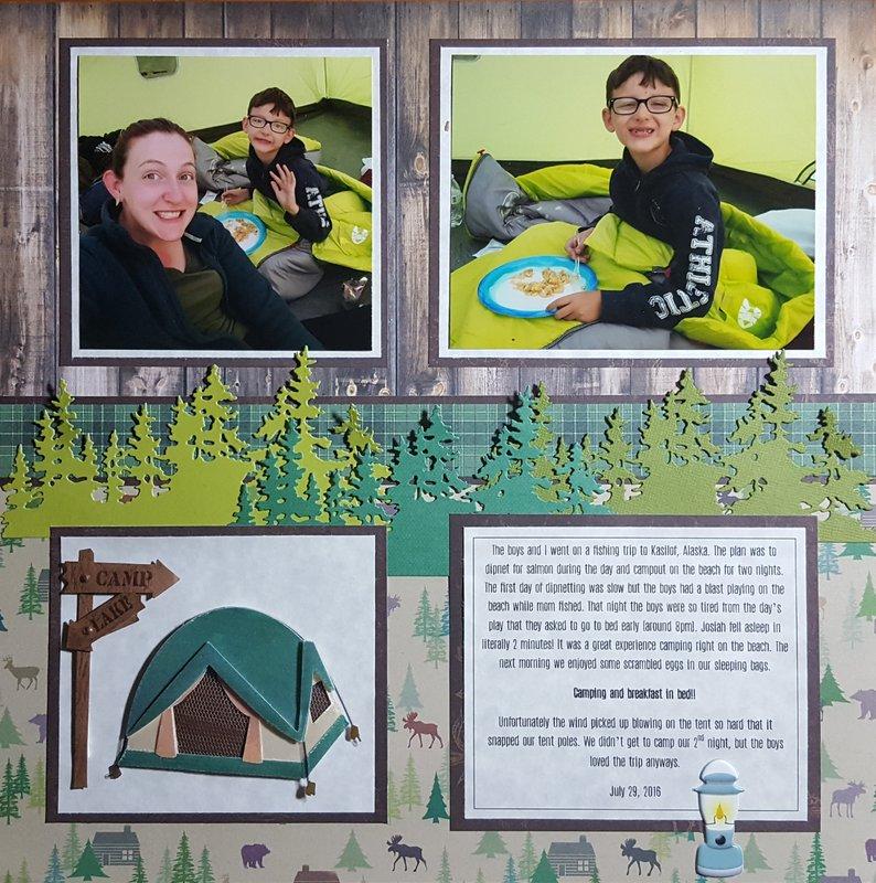 Kasilof Alaska- Camping Trip