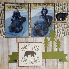 Don't Feed the Bears
