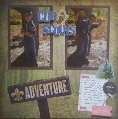 Cub Scouts Adventure