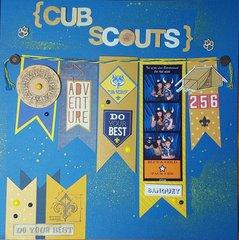 Cub Scouts- Blue & Gold Banquet 2018