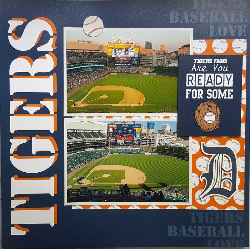 Tigers Baseball