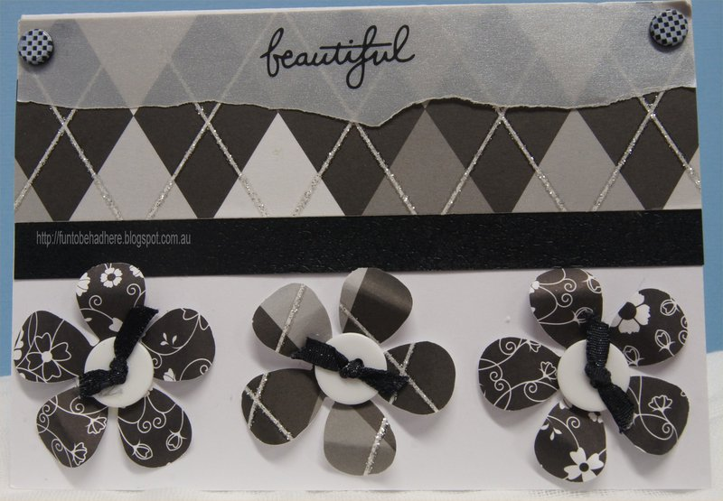 Black and White Beautiful