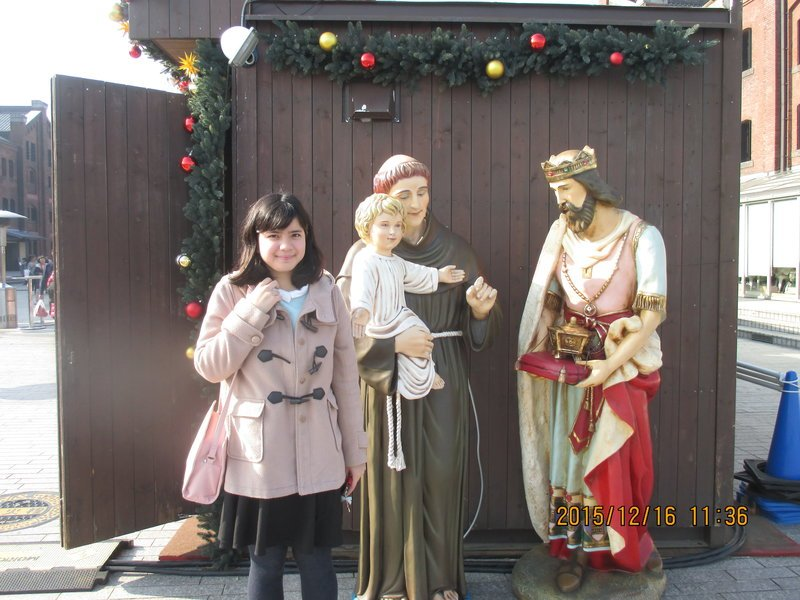 yokohama trip2 before X'mas