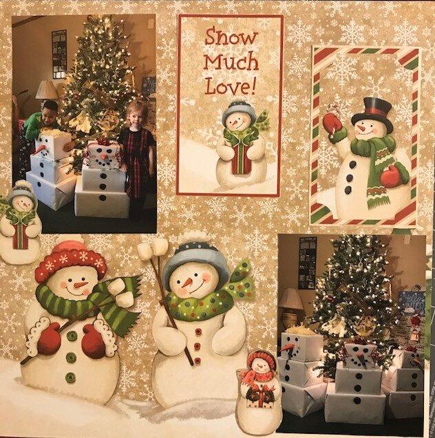 Snow Much Love