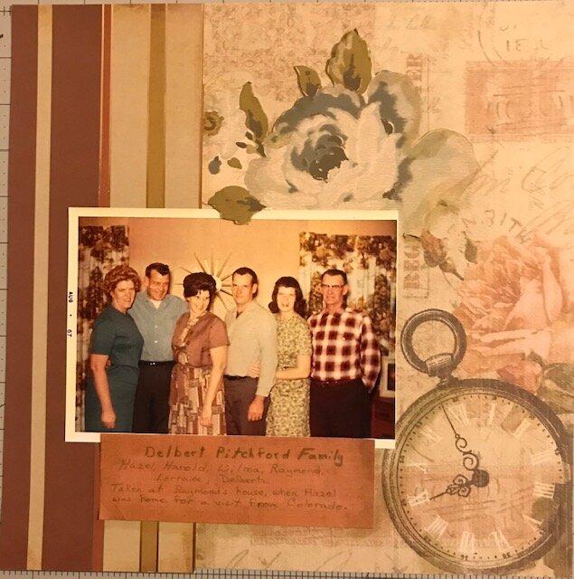 1967 family photo