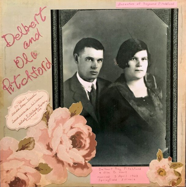 Delbert and Ola