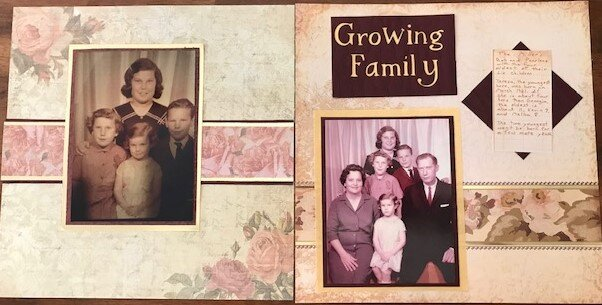 Growing Family - dbl