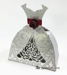 Party Favor Dress Box