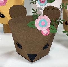 Boho Bear Box