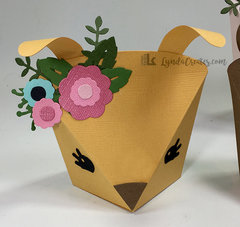 Boho Dog Animal Box