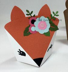 Boho Fox Box