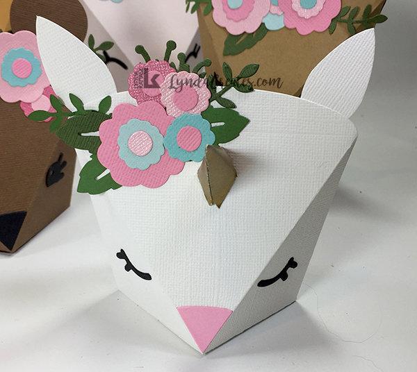 Boho Unicorn Box