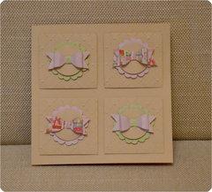 bows card