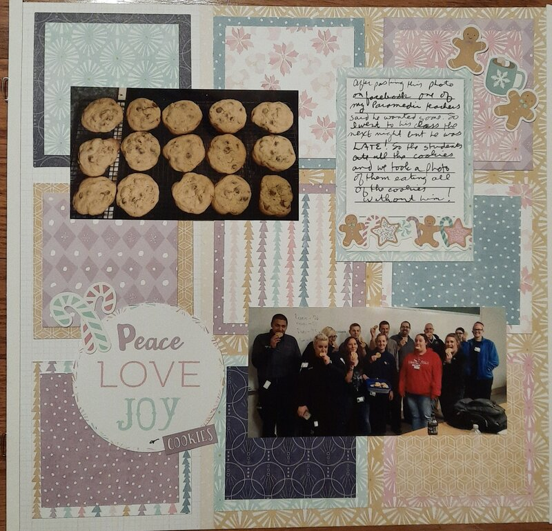Peace, Love, Joy and Cookies