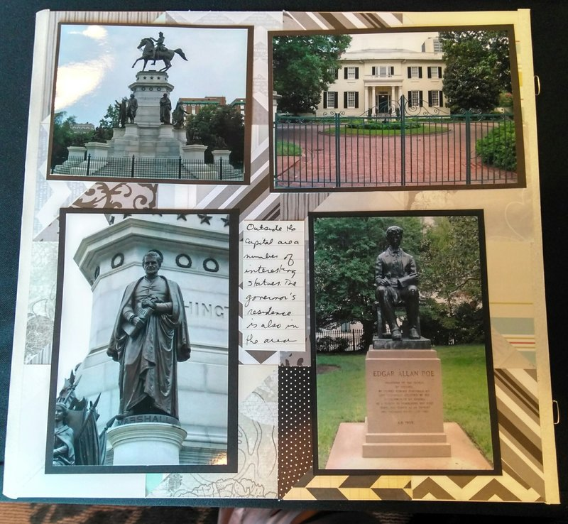 Richmond Capital Statues