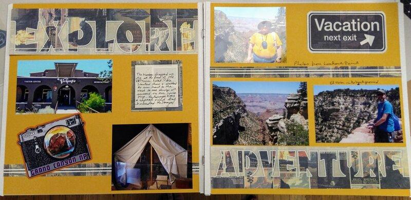 Touring Grand Canyon
