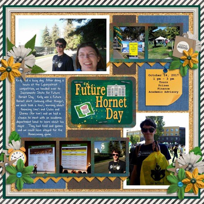 Future Hornet Day