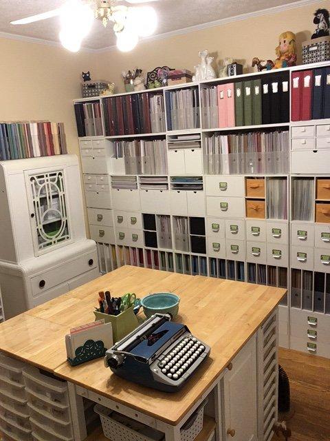 Paper, Kit, Album Storage