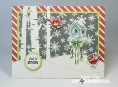 Art Impressions Snow Friend Set