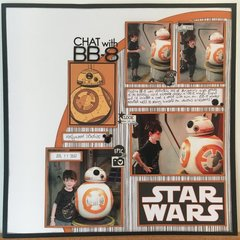 Chat with BB-8