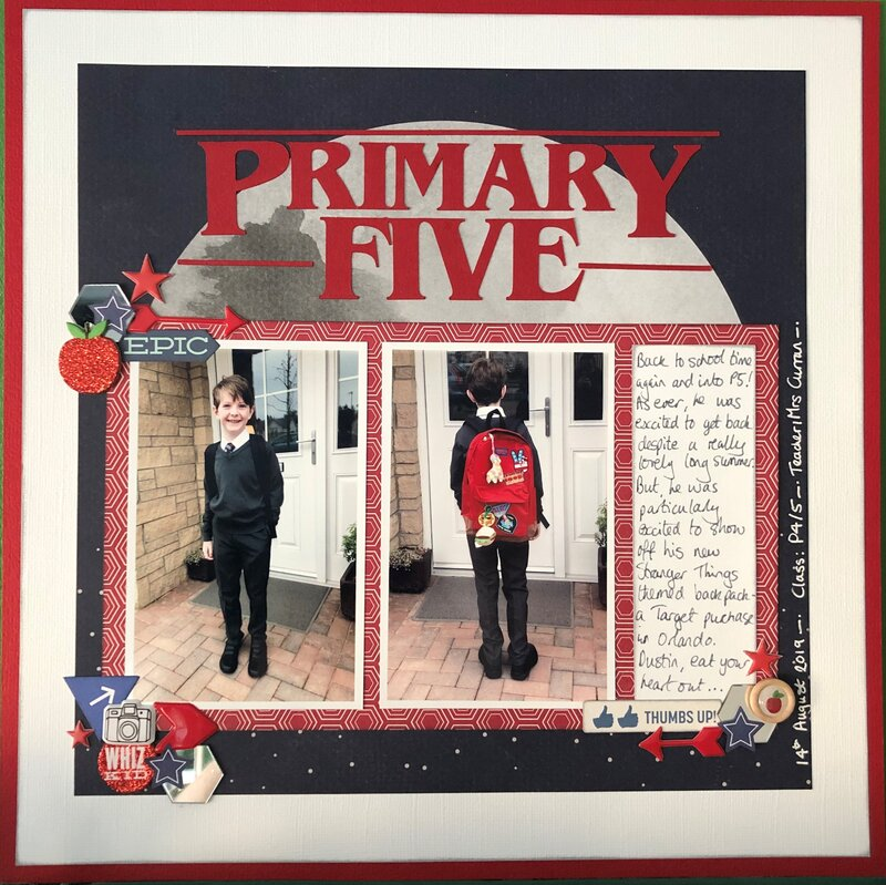 Primary Five