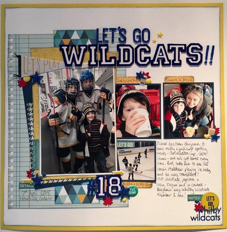 Let's Go Wildcats!