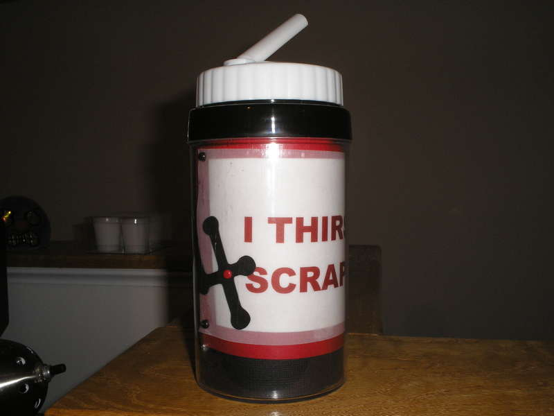 I thirst for Scrappin!