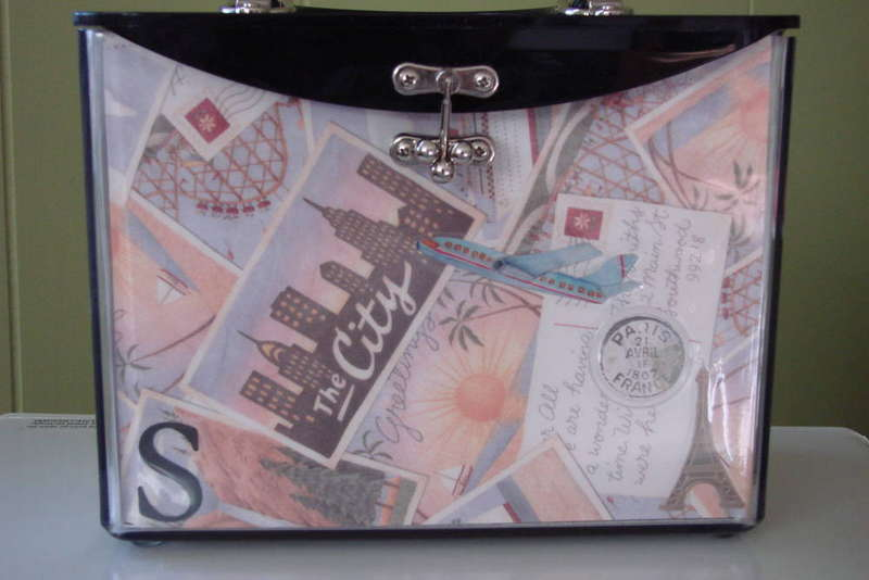 {Z Becky Brown Purse}