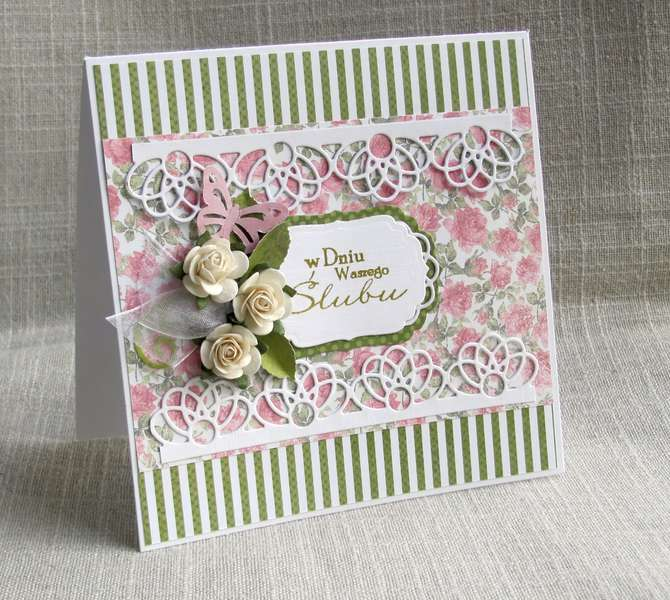 (another) wedding card