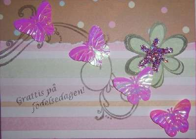 BIRTHDAY CARD