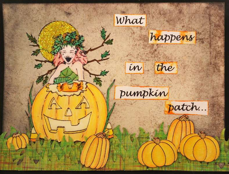 What Happens In The Pumpkin Patch...
