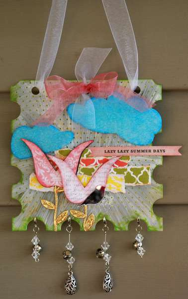 Lazy Summer Days Wall Hanging **Basically Bare**