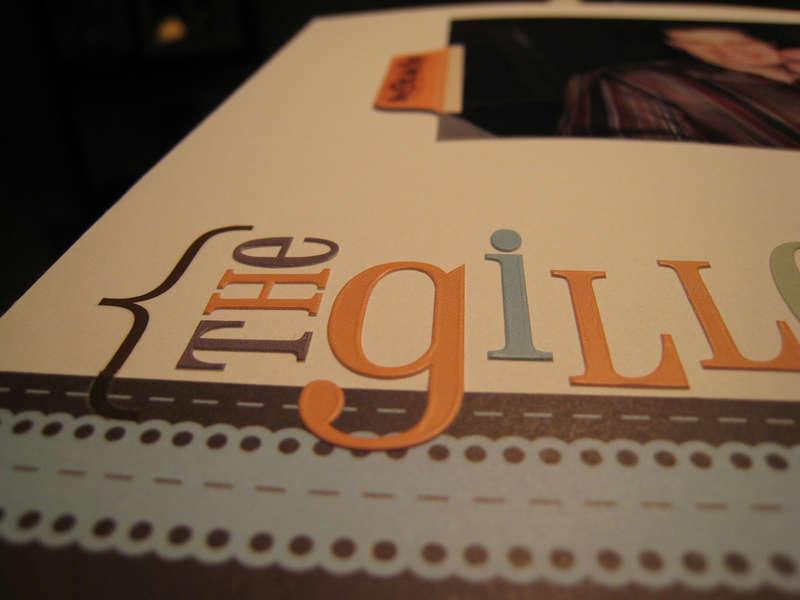 Gilley Scrapbook