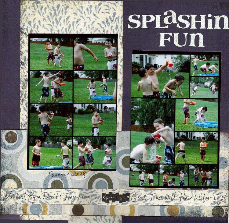 Splashin Fun