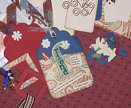 ~*~ Paper Bag Kit Swap ~*~
