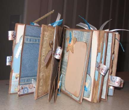 Family Paper Bag Book