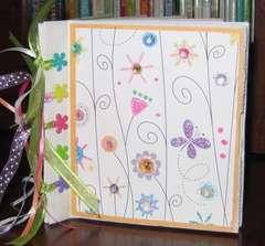 ~*~ Girly Paper Bag Book ~*~