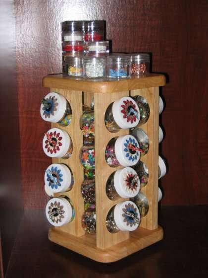 ~*~ Altered Spice Rack ~*~