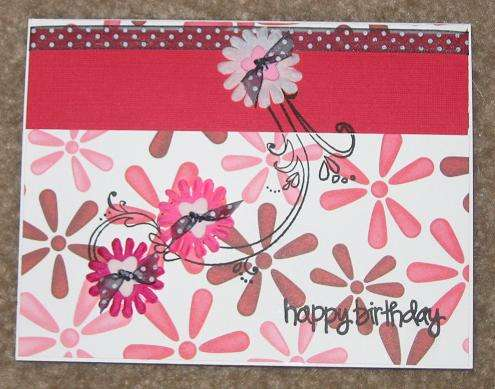 ~*~ Birthday Card for Daughter in Law ~*~