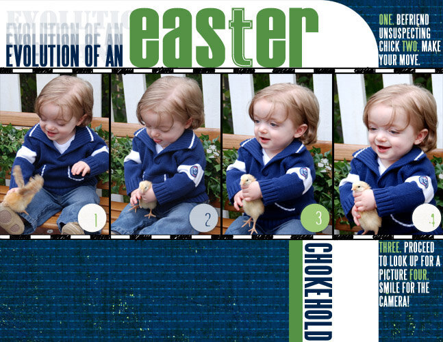Easter Chokehold