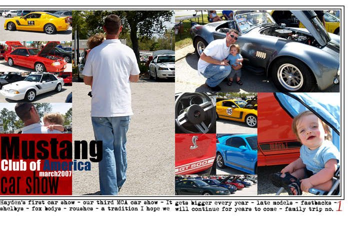 MCA show [two pager]