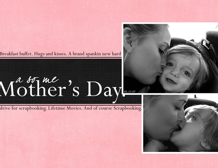 a so me Mother's day