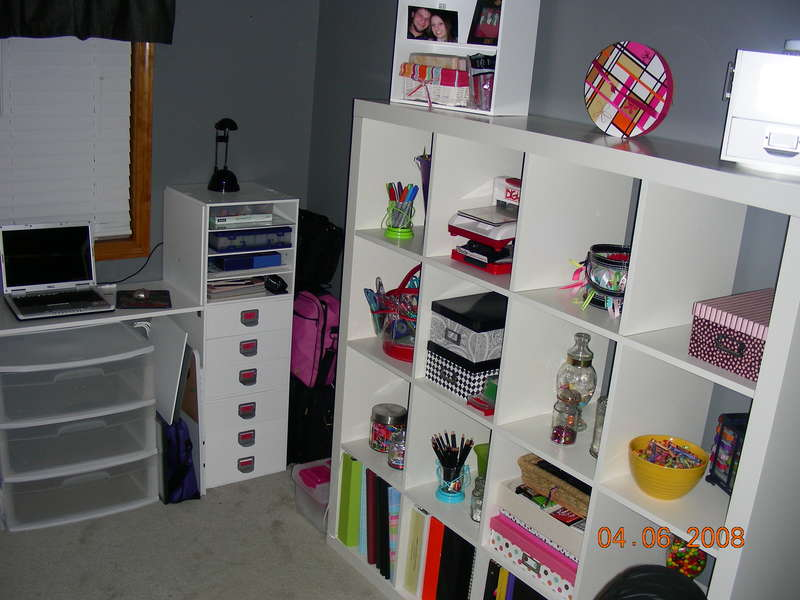 left side of the room