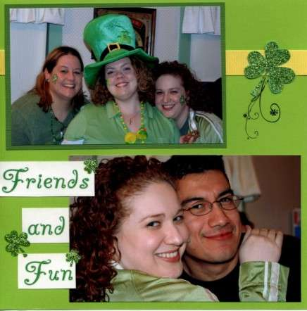 Friends and Fun, St. Patrick's Day 2007