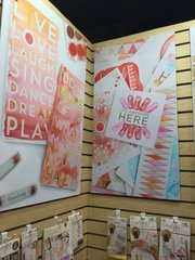 Just Add Watercolor Collection from Cosmo Cricket