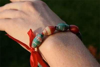 Paper Beads... so fun!